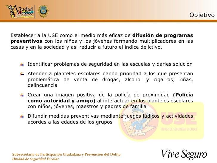 Programa use  final2 Slide 2