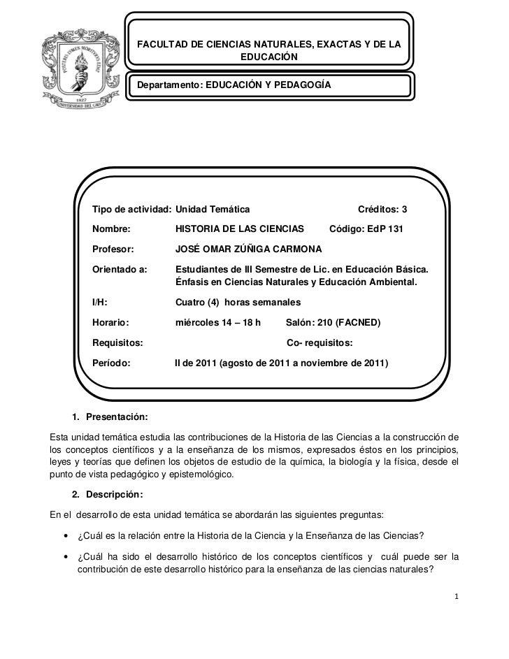 FACULTAD DE CIENCIAS NATURALES, EXACTAS Y DE LA                                         EDUCACIÓN                       De...