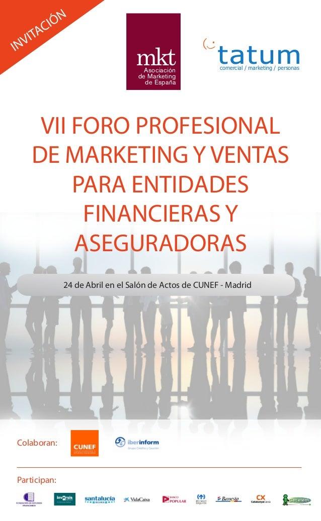 comercial / marketing / personas                                   Asociación                                 de Marketing...