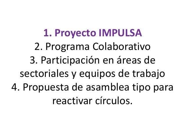 Programa y dinámicas de participación  Slide 3