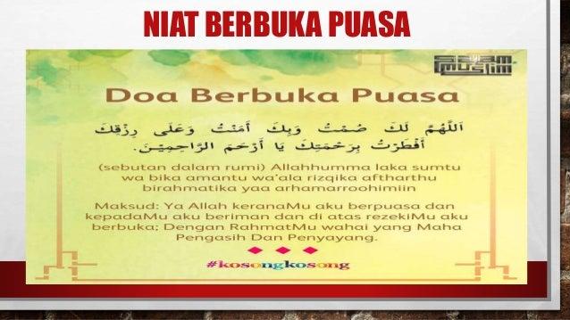 Program Ihya Ramadhan