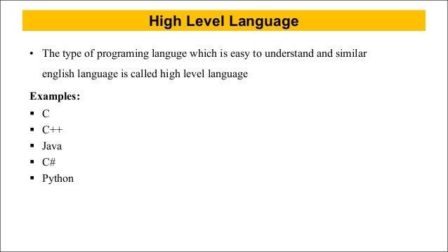 Programing fundamentals with C++