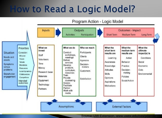 Program Logic Models Design And Use