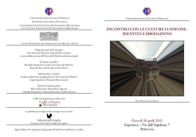Università degli Studi di Perugia                                      Università degli Studi di Perugia                Fa...