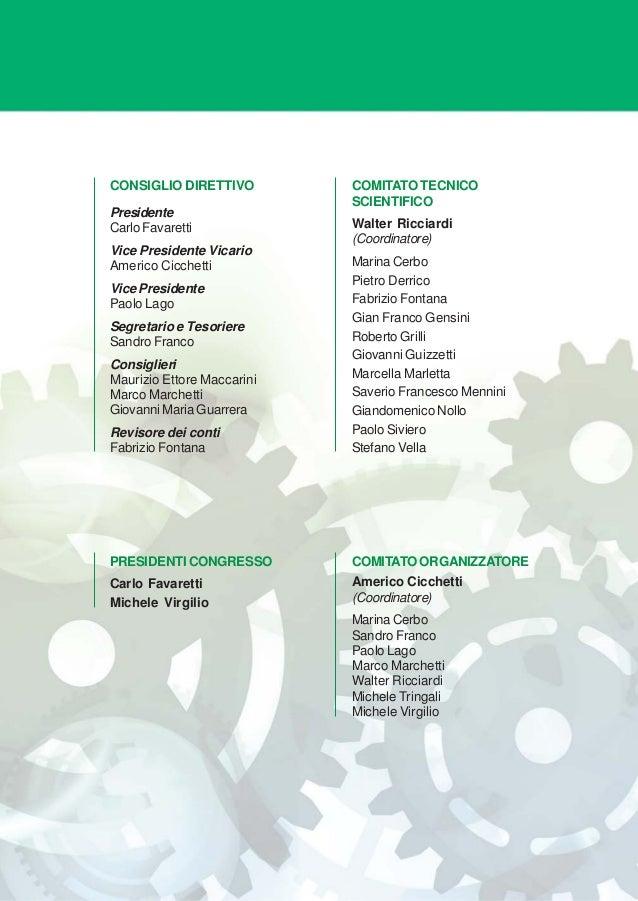 Programma definitivo 6° congresso nazionale sihta Slide 3