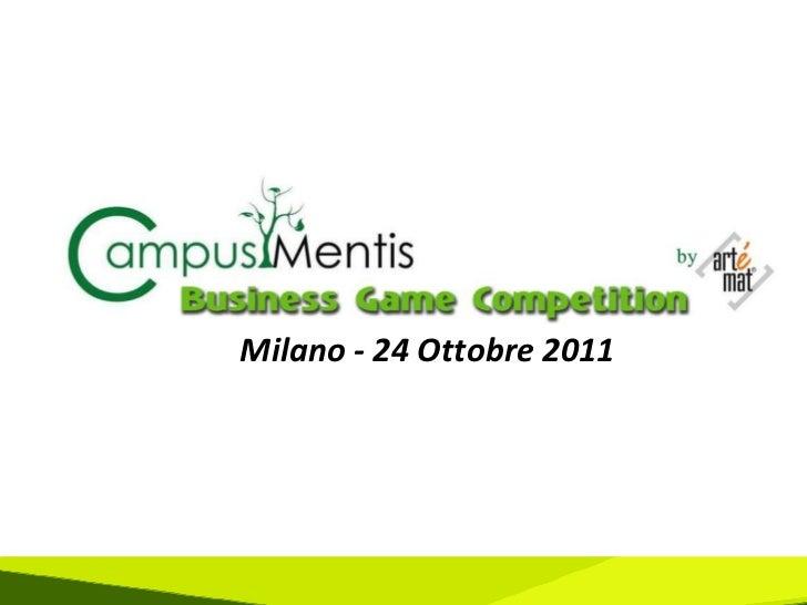 Milano - 24 Ottobre 2011