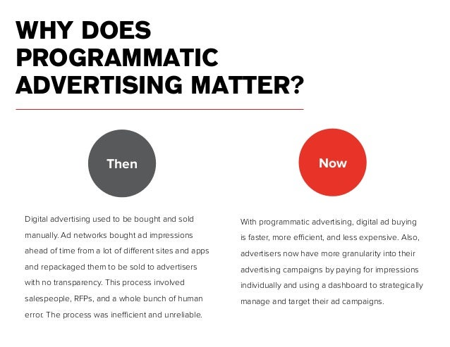 Programmatic advertising for dummies 6 ccuart Image collections
