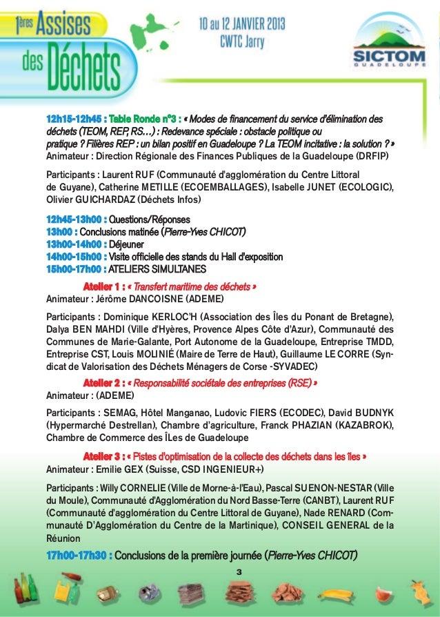 Programme Slide 2