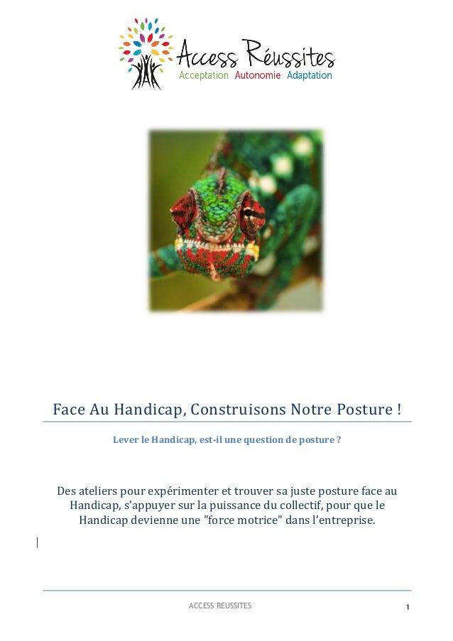 ACCESS REUSSITES 115 rue Notre Dame des Champs 75006 PARIS – tél. : 06 10 50 43 23 Code APE : 7021Z - N° SIRET : 803 749 9...