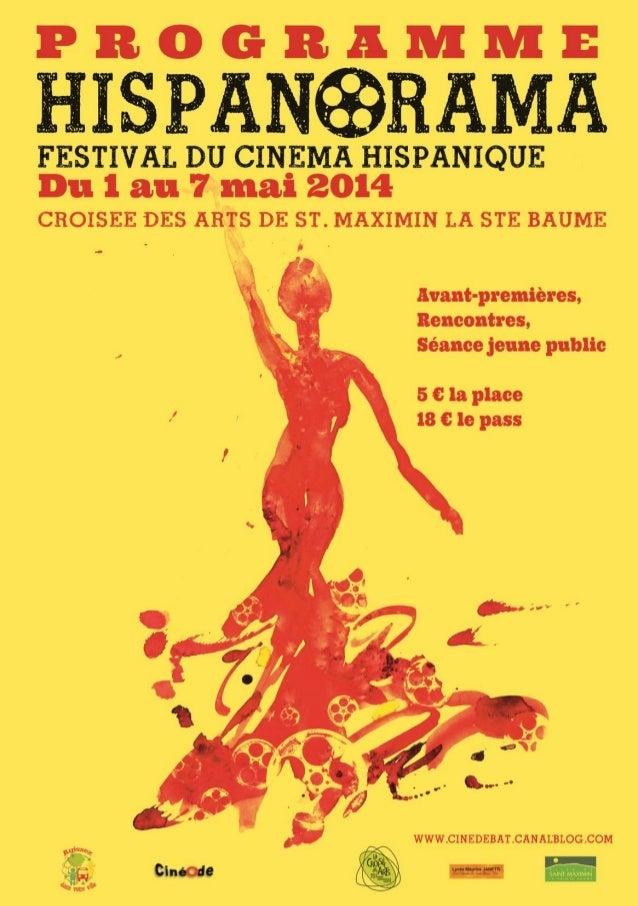 PRÉSENTATION L'association « Agissez dans votre ville » a le plaisir de vous présenter le deuxième festival du film hispan...