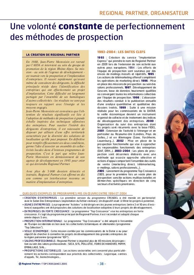 Programme 2005 Top Croissance