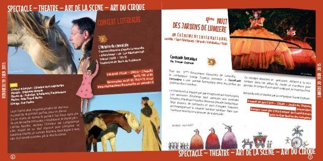 Programme rencontre equestre luneville