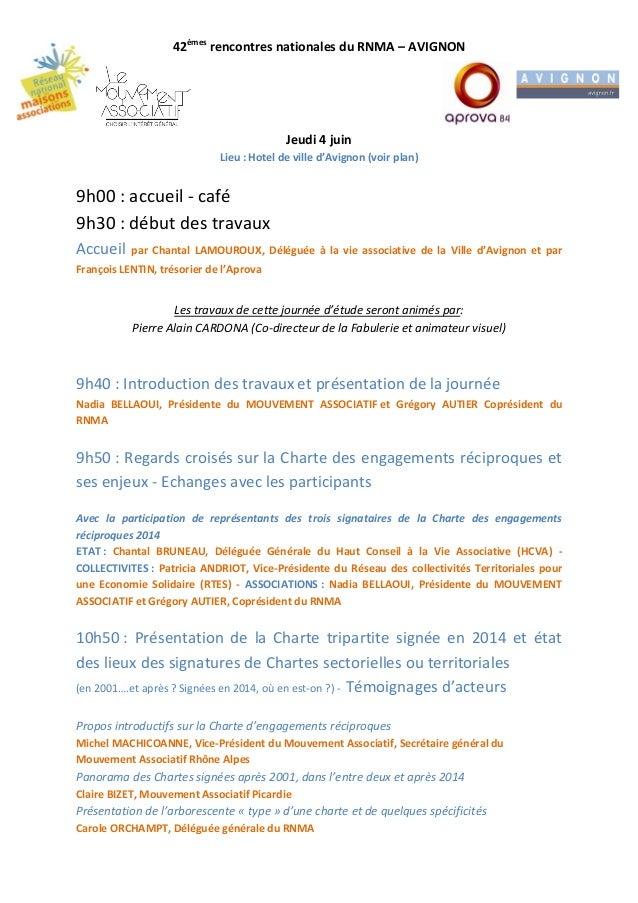 Programme 4 juin rnma avignon Slide 2