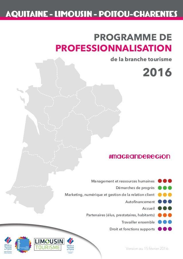 AQUITAINE - LIMOUSIN - POITOU-CHARENTES #magranderegion Accueil Marketing, numérique et gestion de la relation client Auto...