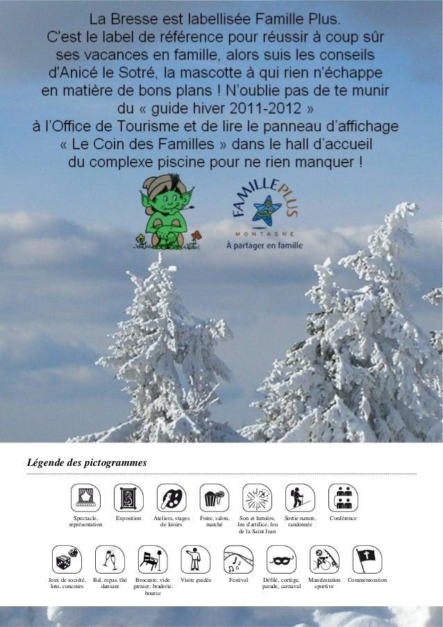 Semaine du 26 Décembre 2011 au 1er Janvier 2012                                             DÉCEMBRE/JANVIER 2012Le 26/12/...
