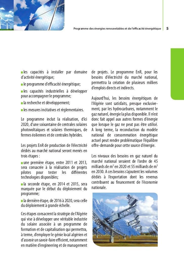 6    De même, la production d'électricité devrait         centrales électriques quand cela est possible;    se situer entr...