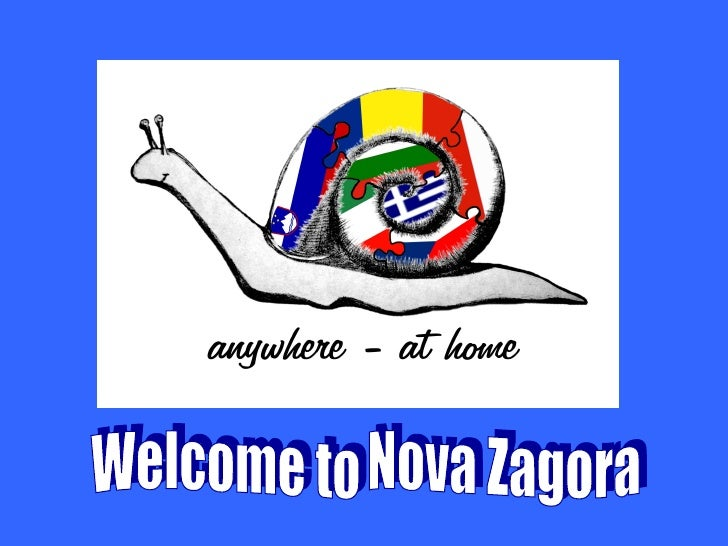 Welcome to Nova Zagora