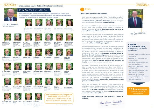 Programme UPC mars 2014 Slide 2
