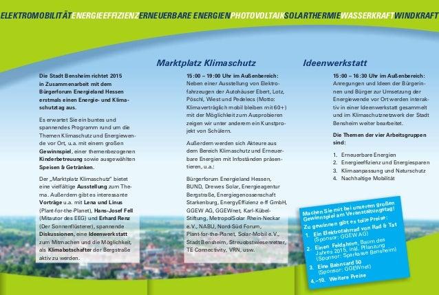 1. Bensheimer Energie  und Klimaschutztag Slide 3