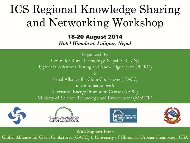 Organizers Overview  &  Programme Highlights  Basudev Upadhyay  RTKC Coordinator  Centre for Rural Technology, Nepal  basu...