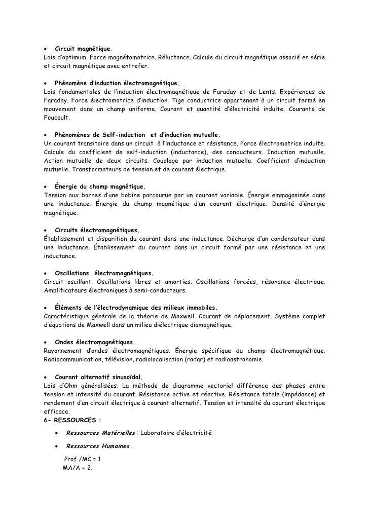 Programmes de formation epi[1]