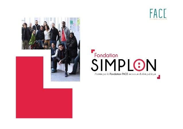 """""""La Fondation Simplon est le bras armé philanthropique qui manquait à Simplon.co pour aller encore plus vite et encore plu..."""