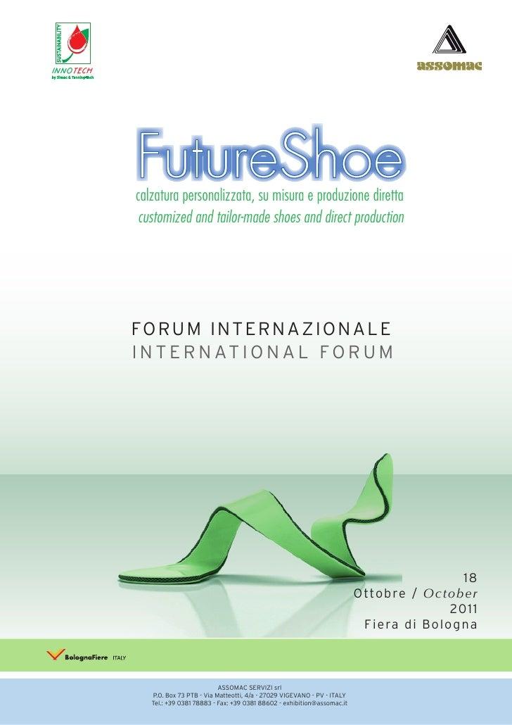 INNOTECH           calzatura personalizzata, su misura e produzione diretta           customized and tailor-made shoes and...