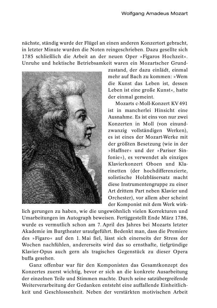 Wolfgang Amadeus Mozartnächste, ständig wurde der Flügel an einen anderen Konzertort gebracht,in letzter Minute wurden die...