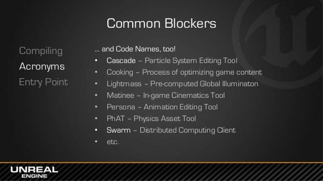 East coast devcon 2014 programming in ue4 a quick orientation for 11 malvernweather Gallery