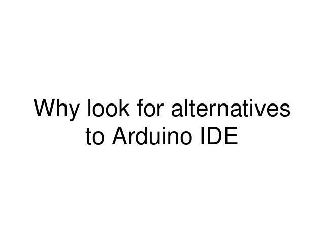 Programming arduino using makefile Slide 3