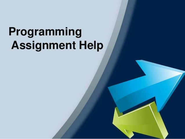 programming assignment help at myassignmenthelp net
