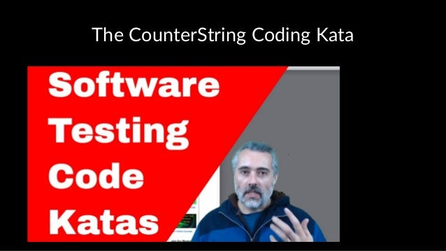 The CounterString Coding Kata