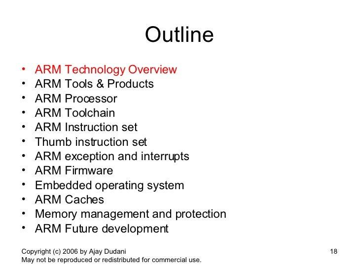 arm processor c programming examples pdf