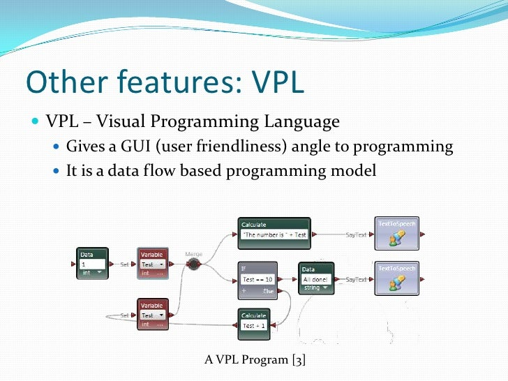 microsoft programming language