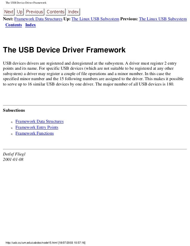 Writing Linux Device Drivers A Guide With Exercises Pdf Download