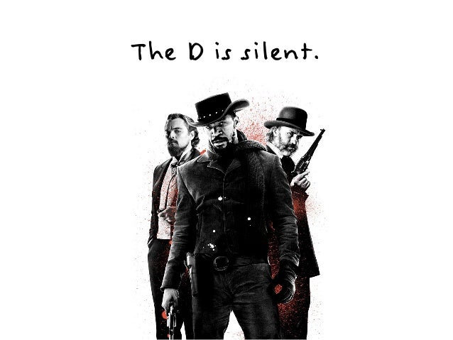 The D is silent.