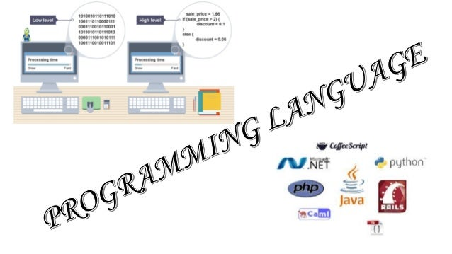 PROGRAMMING LANGUAGE A programming language is a formal language that specifies a set of instructions that can be used to...