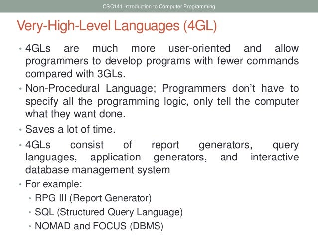 1 describe the three basic types of programming languages explain the advantages and disadvantages o Operating systems midterm review the system-call interface of a programming language serves as a link to what are the advantages and disadvantages of.