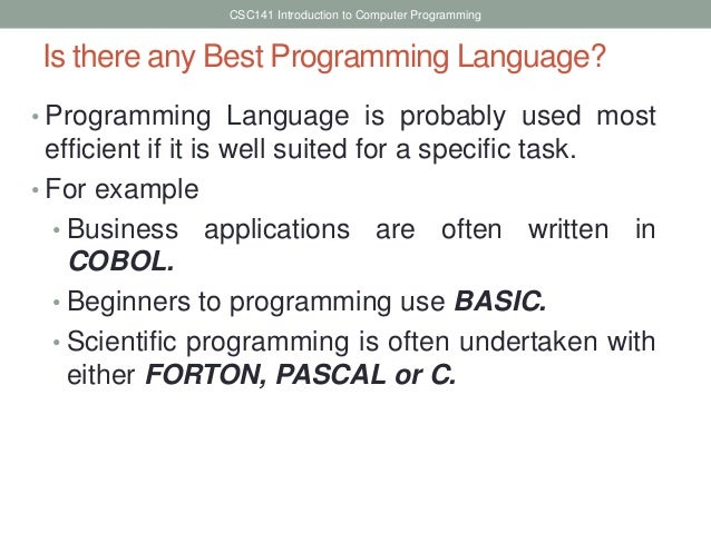 an introduction to the modern programming language A guide to understanding web development and programming languages and their differences c l e v e r i s m c l e v e r i s m jobs jobs web development: an introduction liked the simple explanations and info presented on modern web development languages keep it coming thank you.