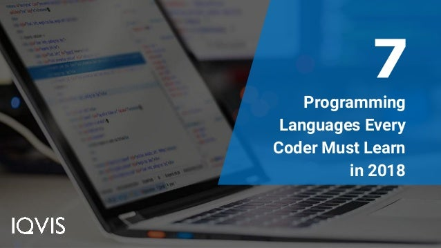 Programming Languages Every Coder Must Learn in 2018