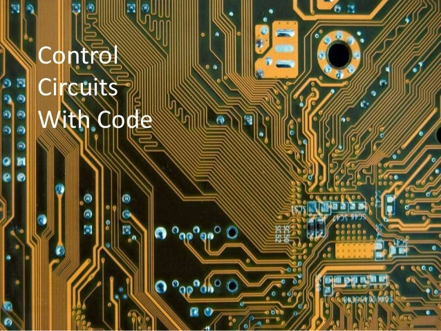 Control Circuits With Code