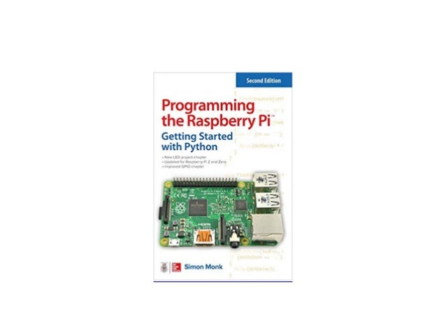 Download P D F Library Programming The Raspberry Pi Second Edition