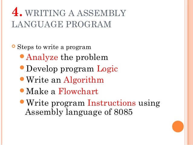 Beginner Write your first Assembly Language program – Hello World!! [explained]