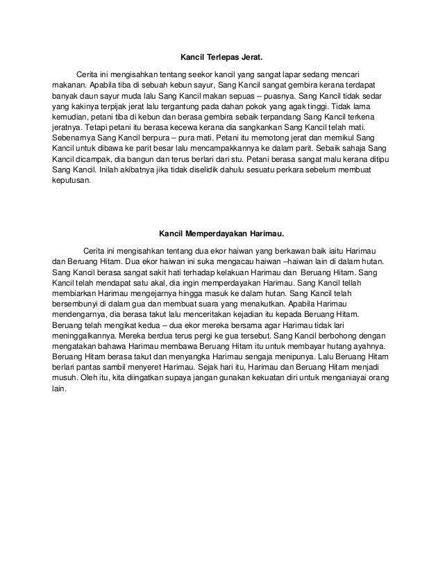 Contoh Sinopsis Novel Yang Pendek Kumpulan Contoh Makalah Doc Lengkap