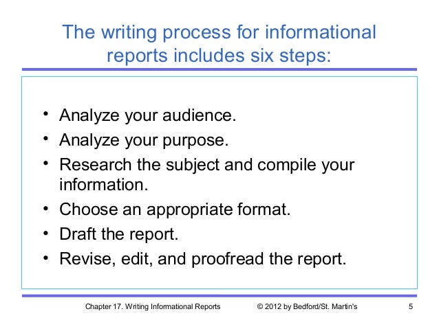 what is progress report writing