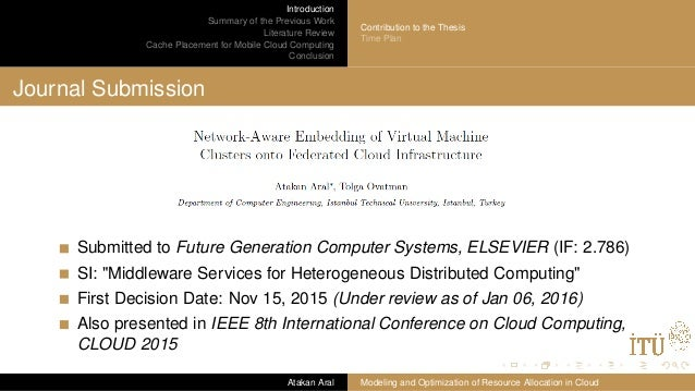 Distributed generation literature review