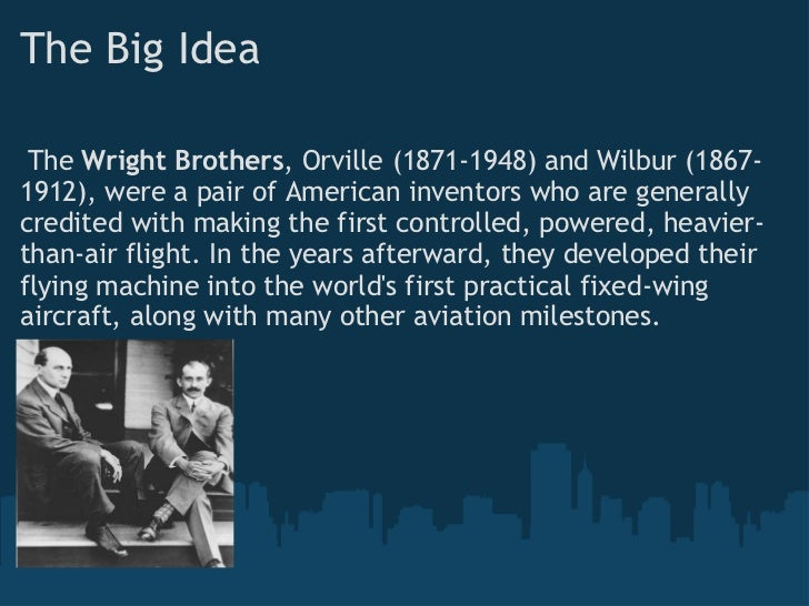 wright brothers research paper Free wright brothers papers, essays, and research papers.