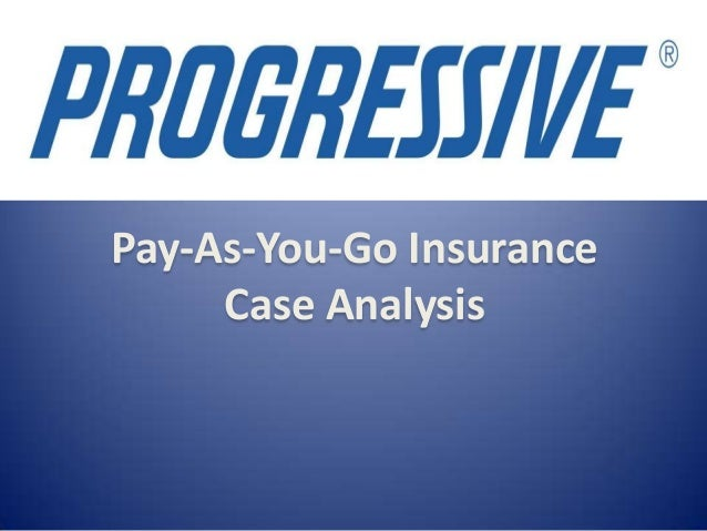 progressive case analysis How does progressive case illustrate certain key issues and concepts 3 progressive history formed in 1937 in ohio grew from 48th largest auto insurer in 1980 to 9th largest in 1993 succeeded with substantial penetration growth in non-standard auto insurance market.