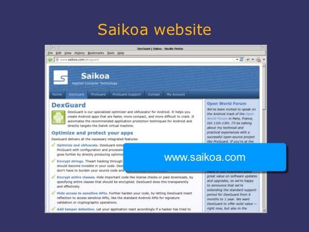 Saikoa website        www.saikoa.com        www.saikoa.com
