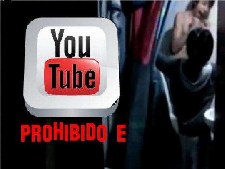 ProhibidoE  YOUTUBE ES LA RESPUSTAEL MEJOR SHOW DE YOUTUBE